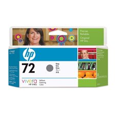 HP 72 inkt cartridge Grey / Grijs