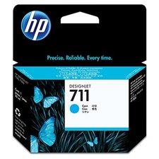 HP Designjet T520 / T120 Cyaan inkt cartridge