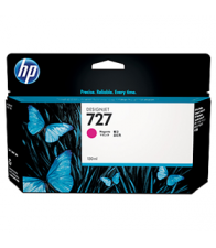 hp 727, ink t930, inkt t920, magenta, 300ml