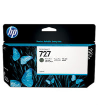 hp 727, ink t930, inkt t920, mat zwart, matte black, 130ml