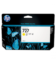 hp 727, ink t930, inkt t920, geel, yellow, 300ml