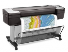 Designjet T1700 dual roll, HP Designjet T1700 dual roll, grootformaat plotter, grootformaat printer
