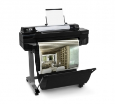 designjet t520, cq890a, a1 plotter, printer