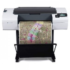 Designjet T790, HP, A1 plotter, cr648a