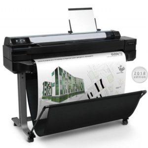 HP Designjet T520 36 inch A0 printer