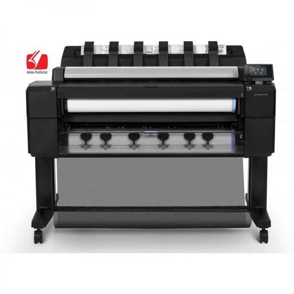 HP Designjet T2530 postscript multifunctieprinter