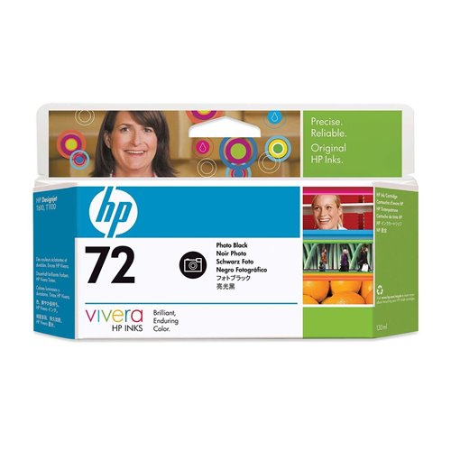 HP 72 Photo Black / PK inkt