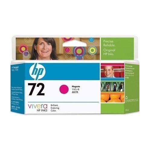 HP 72 Magenta inkt