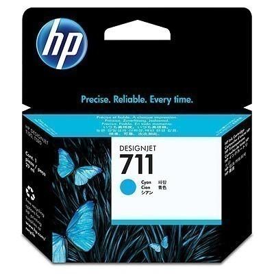HP Designjet T520 / T120 Cyaan inkt cartridge