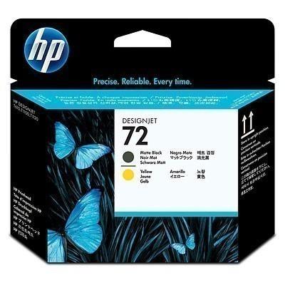 HP 72 Printkoppen / Printheads