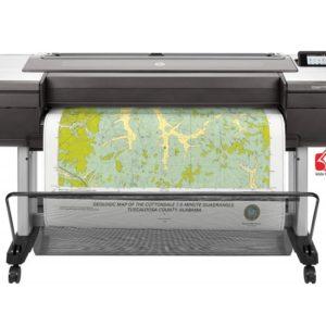 HP Designjet T1700 44 inch postscript
