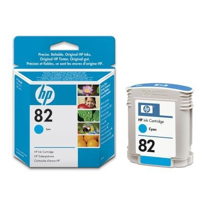 HP 82 69ml Cyaan