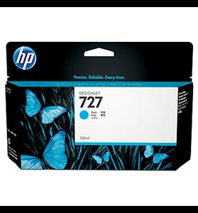 HP 727 cyaan