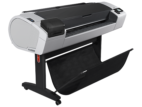 HP Designjet T795, cr649c, 44 inch plotter
