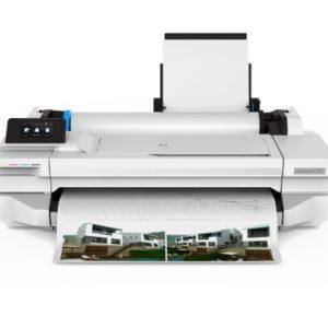 Hp Designjet T130 24 inch vooraanzicht