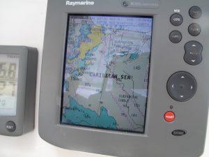 navigatie plotter