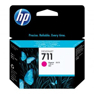 HP 711 Magenta inkt cartridge 29 ml