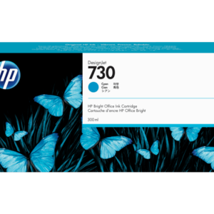 HP 730 Cyaan inkt cartridges 300 ml