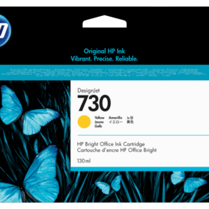 HP 730 Gele inkt cartridge 130 ml