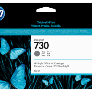 HP 730 Grijs inkt cartridge 130 ml