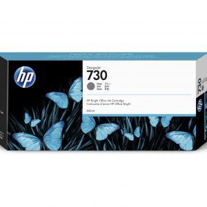 HP 730 Grijs inkt cartridges 300 ml