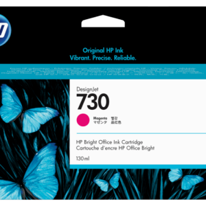 HP 730 Magenta inkt cartridge 130 ml