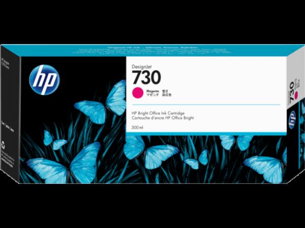 HP 730 Magenta inkt cartridge 300 ml