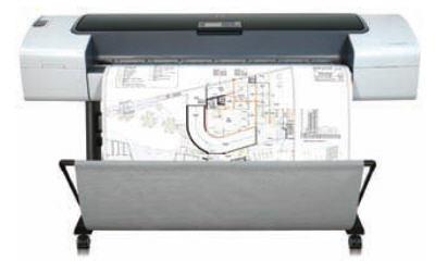 HP Designjet T1100 Inkt