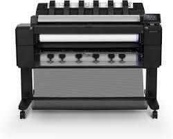 HP Designjet T2530 Inkt