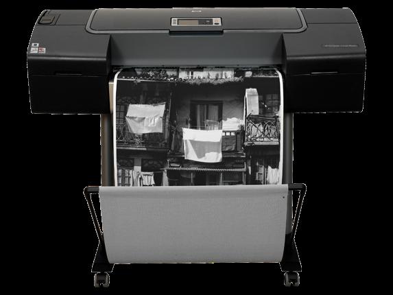 HP Designjet Z3100 Inkt