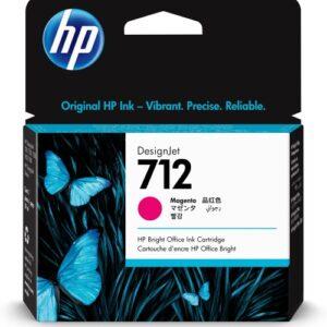 HP 712 Magenta inkt cartridge 29 ml