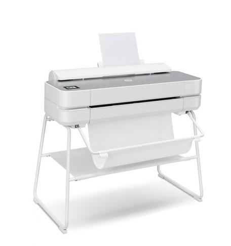 HP Designjet Studio staal 24 inch zijaanzicht